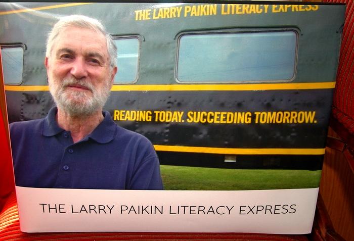 Hamilton businessman Larry Paikin